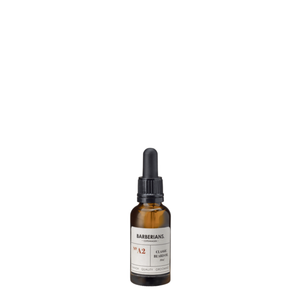 barberians copenhagen beard oil barberians classic 30ml 2103